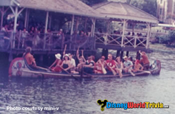 Davy Crockett Explorer Canoes