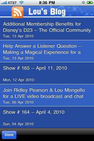 Download The Free Wdw Radio Disney Iphone Appwdw Radio