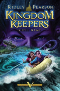 Kingdom-Keepers5-Shell-Game-Ridley-Pearson-Disney