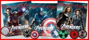 Disney twenty-three Avengers Covers