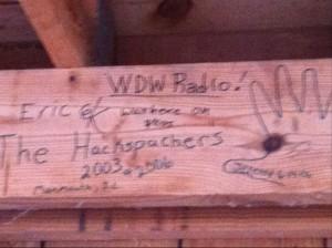 WDW Radio in the Barn