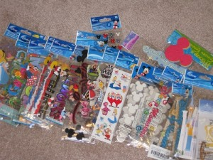 10 FC WDW Radio Back to Crafting Disney Scrapbooking Stash