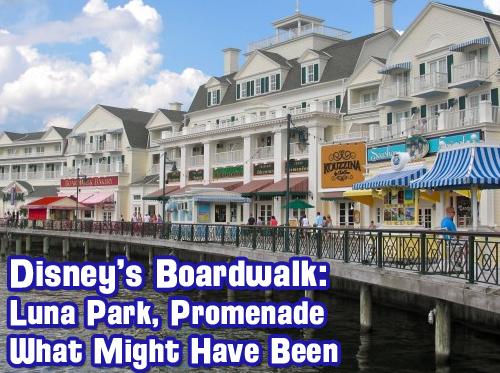 disney-boardwalk-luna-park-noahs-ark