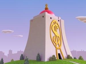 Scrooge McDuck's Money Bin