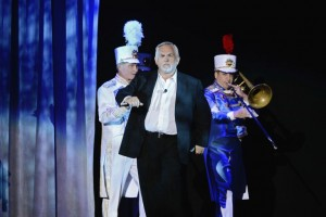 OMD D23 Expo Animation Panel PLC John Ratzenberger DL Marching Band