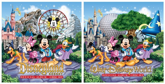 Disney Parks Official Albums 2013