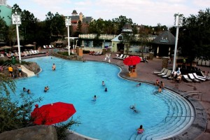 Saratoga Springs - Pool 2