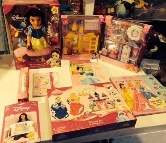 princess 2012