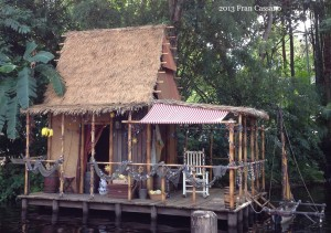 Jingle Cruise Minimalist