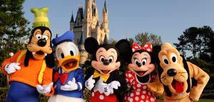 Disney Fab Five