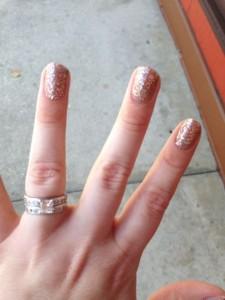 Nails with Beautifully Disney Polish ($11.95)