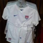 Kid's USA Soccer Uniform