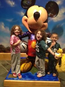 Shades Mickey