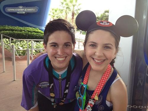 Disney Girl Next Generation Mouskateer Interviews A Cast