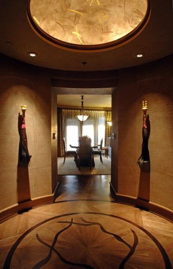 know disney  - the royal asante suite