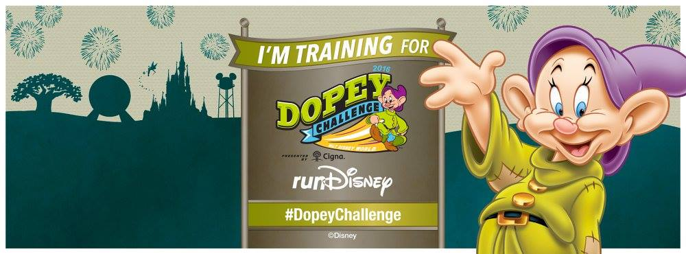 The Journey To The Rundisney Dopey Challenge 2017 The
