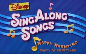 if you grew up with vhs tapes you probably remember the venerable series disney sing along songs the series of films consisted of karaoke style music